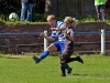 14 5 2017 - Chester-le-Street, England - 1st half of the game Chester-le-Street Town Ladies FC vs Morecambe Ladies at Moor Park. (credit image: Neil Smith/Neil Smith Sports Photography)